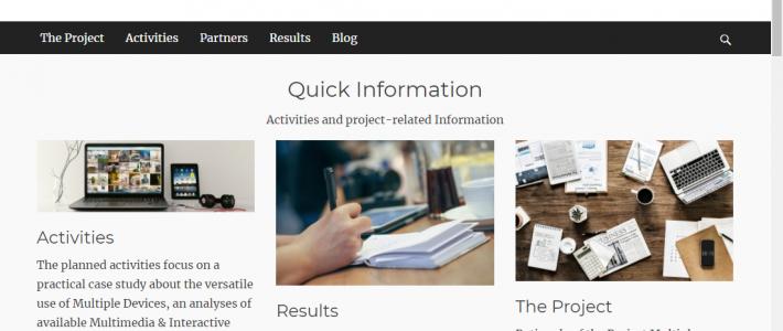InterMedia: First Virtual Meeting