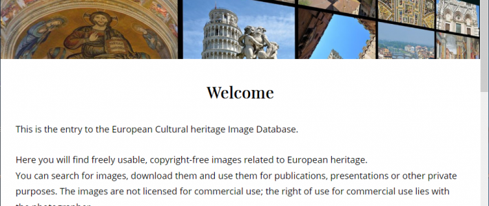 European Cultural Heritage Database